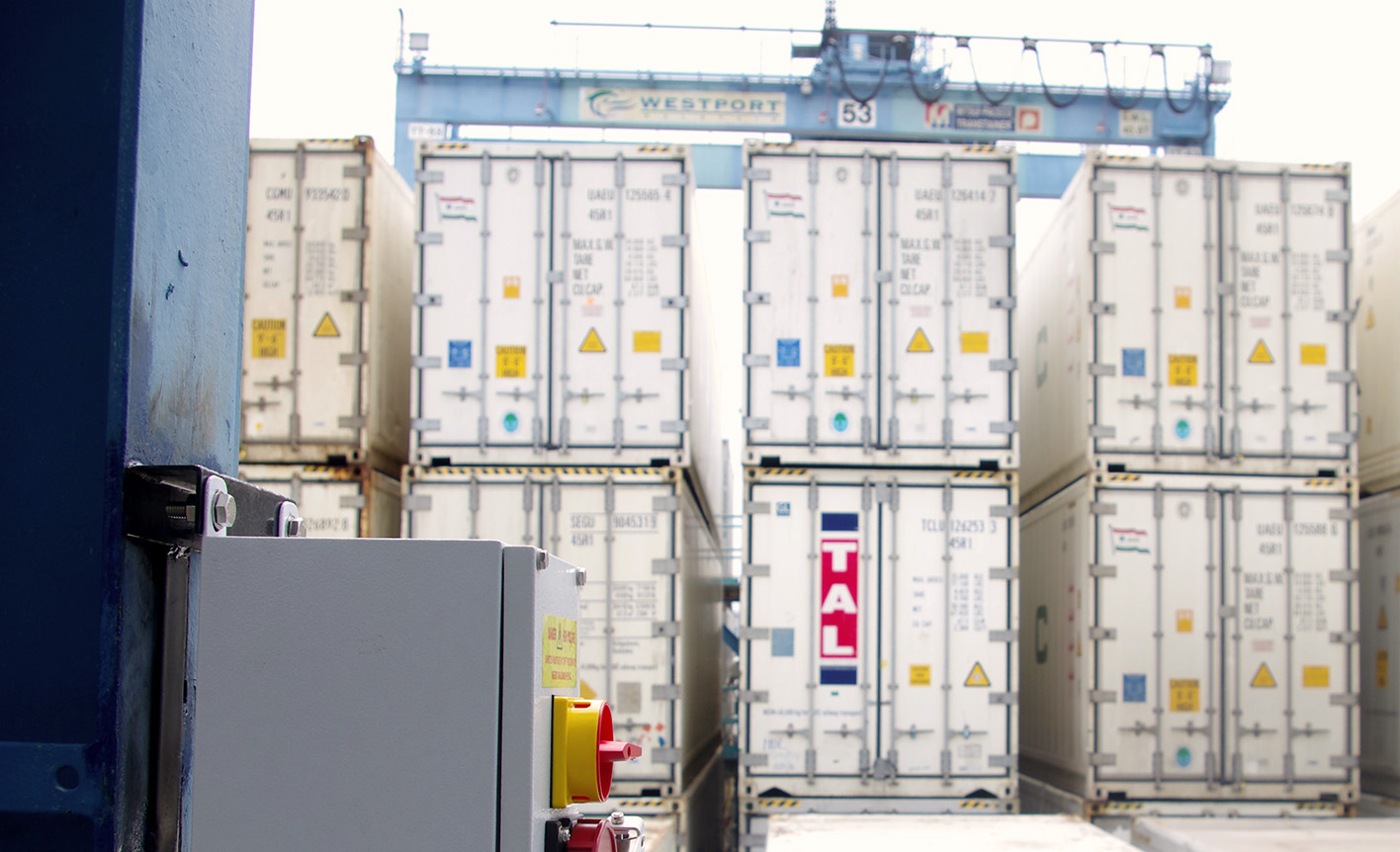Nelgeron refrigerated cargo